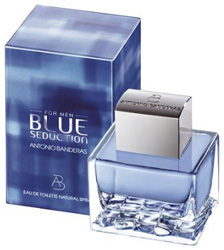 Blue Seduction For Men от Antonio Banderas (Блю Седакшн фо мэн от Антонио Бандерас)